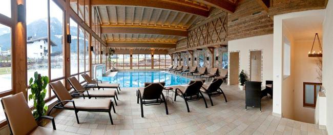 Panoramasauna im Hotel Wöscherhof